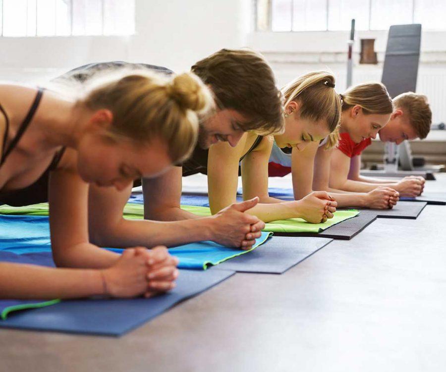 Aktuelles aus dem Fitness-Club