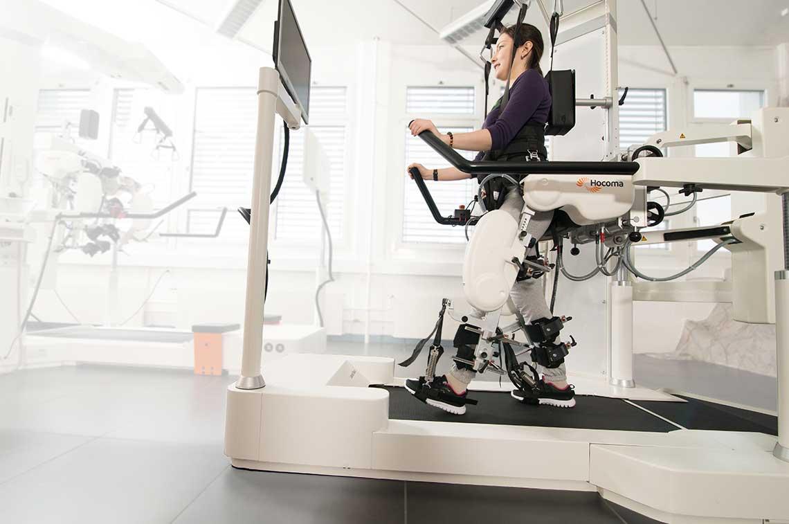 Innovationen in der physiotherapeutischen Behandlung bei Frehe + Watzl